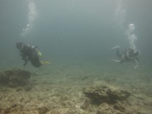 沖縄 砂辺 北谷 ダイビング ファンダイビング ビーチダイビング