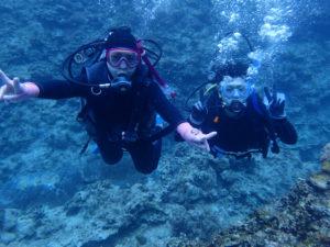 沖縄 慶良間 慶良間諸島 ダイビング 体験ダイビング ファンダイビング ボートダイビング