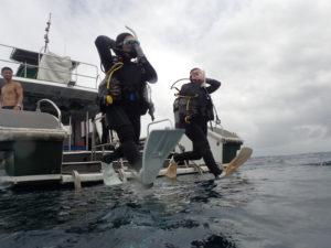 沖縄 北谷 嘉手納 近海 沖縄本島 ダイビング OW講習 PADI ボートダイビング