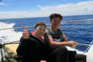 沖縄 ダイビング 慶良間 FUNダイビング 自社船