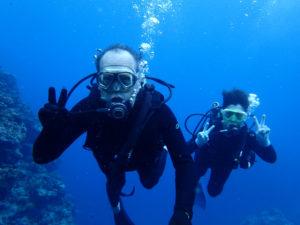 沖縄 慶良間 慶良間諸島 ファンダイビング ボートダイビング 体験ダイビング
