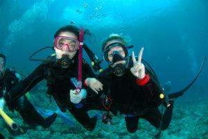 沖縄 慶良間 慶良間諸島 ダイビング ボートダイビング ファンダイビング 体験ダイビング 自社船