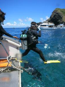 沖縄 慶良間 慶良間諸島 自社船 ファンダイビング ボートダイビング ダイビング 自社船