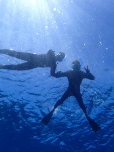 沖縄 慶良間 チービシ諸島 ナガンヌ ダイビング 体験ダイビング ファンダイビング ボートダイビング 自社船