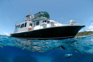 沖縄 ダイビング アルファダイブ 自社船 慶良間 FUNダイビング 体験ダイビング
