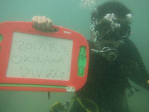 沖縄 ダイビング ビーチダイビング 体験ダイビング 那覇