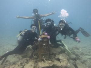 沖縄 砂辺 北谷 宮城海岸 ダイビング ビーチダイビング 体験ダイビング