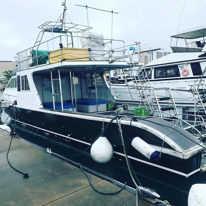 台風対策 船 ベータ号