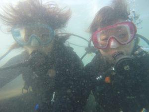 沖縄 沖縄本島 那覇 那覇シーサイドパーク ビーチダイビング ダイビング 体験ダイビング