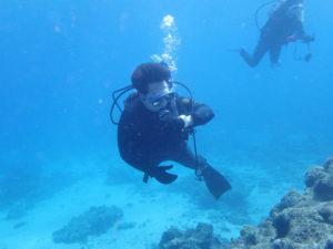 沖縄 慶良間 慶良間諸島 ダイビング ボートダイビング ファンダイビング 自社船 PADI講習 AOW アドバンス