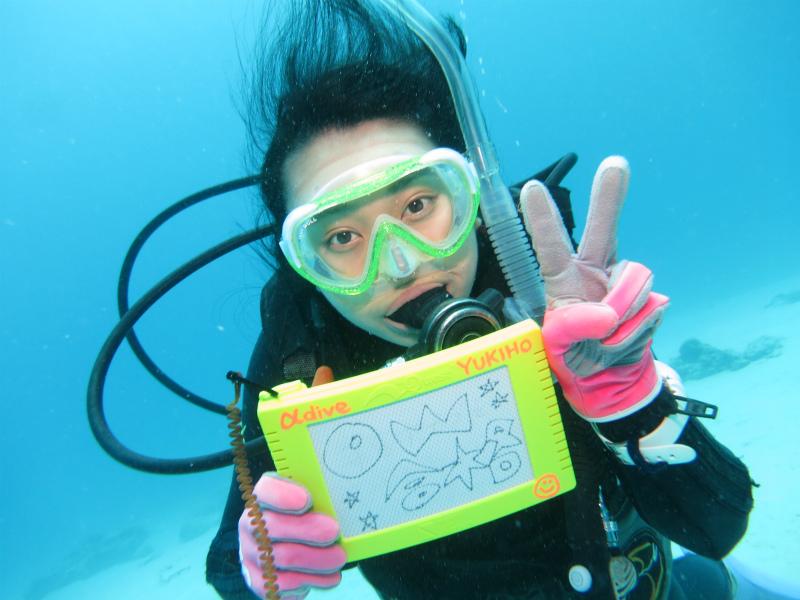 沖縄 慶良間 慶良間諸島 ダイビング ボートダイビング ファンダイビング 自社船 OW PADI 講習