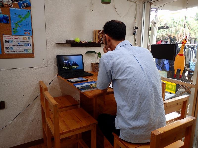 沖縄 ダイビング PADI ライセンス OWD講習 Cカード
