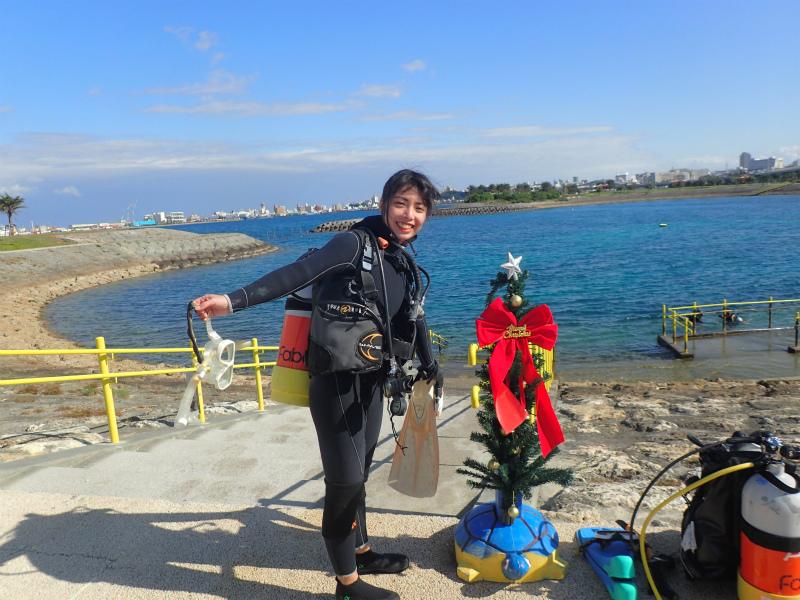 沖縄 ダイビング OWD オープンウォーター講習 PADI
