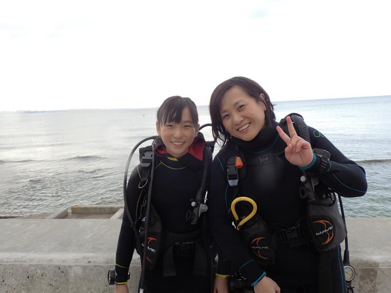 沖縄 OW PADI 講習 北谷 砂辺