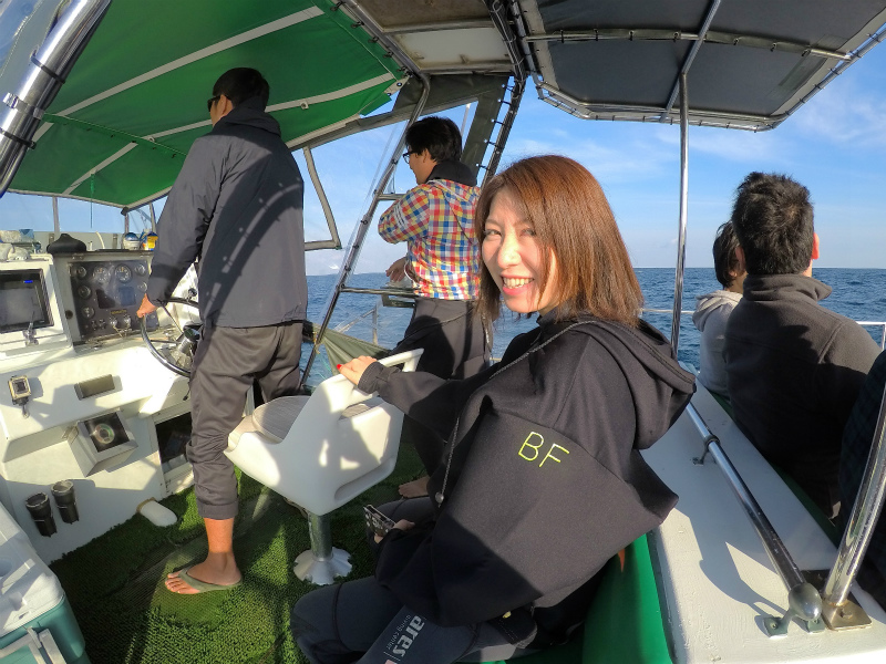 沖縄 慶良間 慶良間諸島 ダイビング 体験ダイビング ボートダイビング 自社船