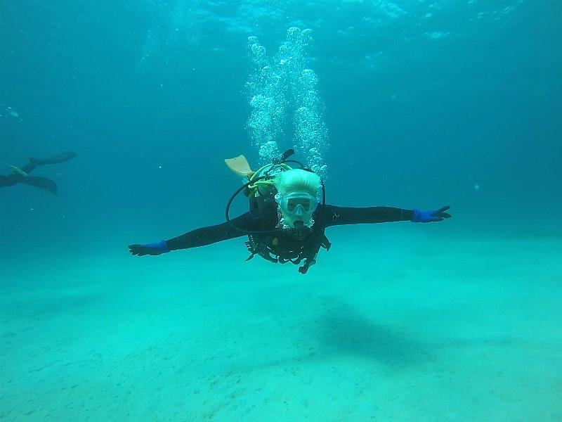 沖縄 座間味 渡嘉敷 慶良間 慶良間諸島 ダイビング ボートダイビング 体験ダイビング