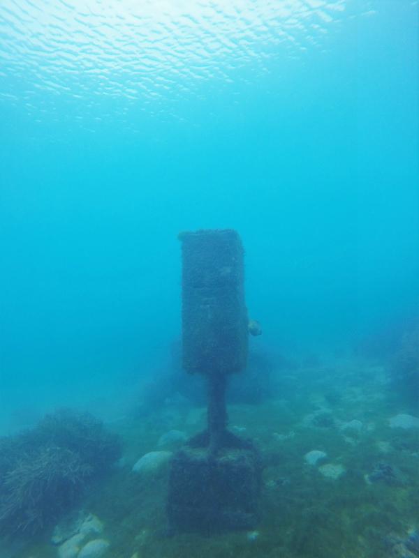 沖縄 那覇 うみそら公園 那覇シーサイドパーク ビーチダイビング ダイビング 体験ダイビング