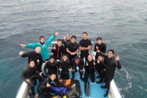 沖縄 ダイビング 北谷 レスキュー