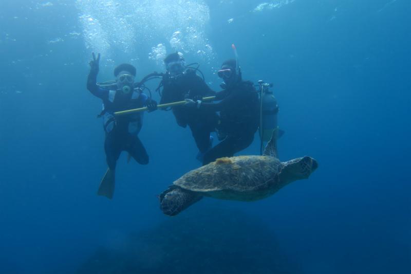 沖縄 慶良間 慶良間諸島 ダイビング ファンダイビング 体験ダイビング ボートダイビング 自社船