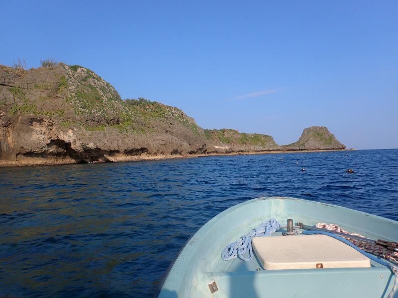 沖縄 恩納村 真栄田 山田 ダイビング ボートダイビング 体験ダイビング