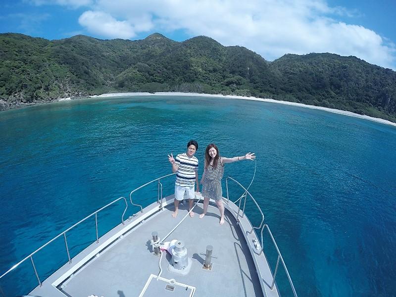 沖縄 宜野湾 ボートダイビング 沖縄本島 ダイビング