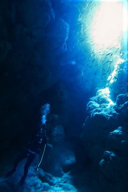沖縄 沖縄本島 糸満 南部 ダイビング ボートダイビング ファンダイビング