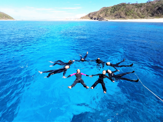 アルファダイブ 沖縄 慶良間 慶良間諸島 ダイビング ボートダイビング
