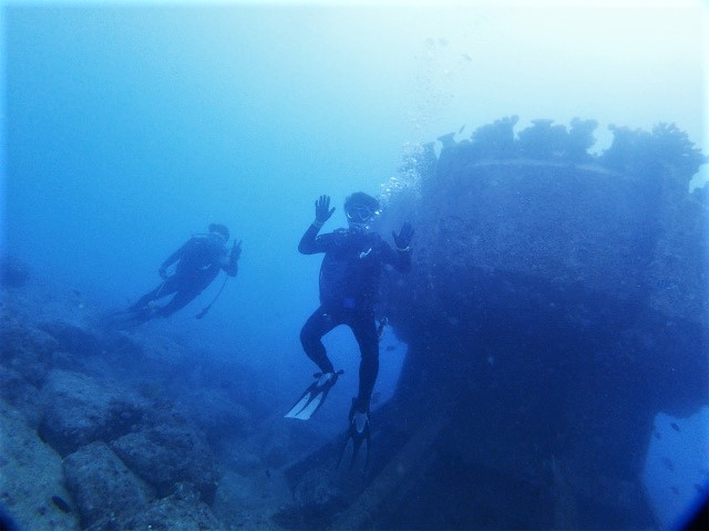 沖縄 沖縄本島 ダイビング ボートダイビング ファンダイビング