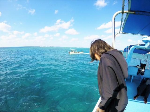 沖縄 沖縄本島 読谷村 クマノミパラダイス ダイビング ボートダイビング