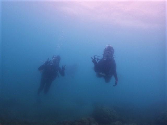 沖縄 沖縄本島 那覇 ダイビング ビーチダイビング
