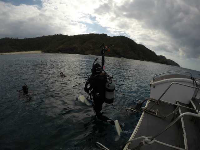 沖縄 ダイビング 慶良間 FUNダイビング