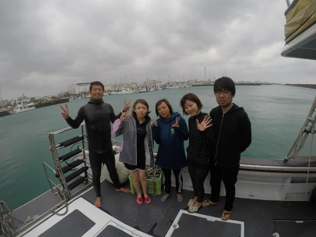 沖縄 ダイビング 残波 FUNダイビング