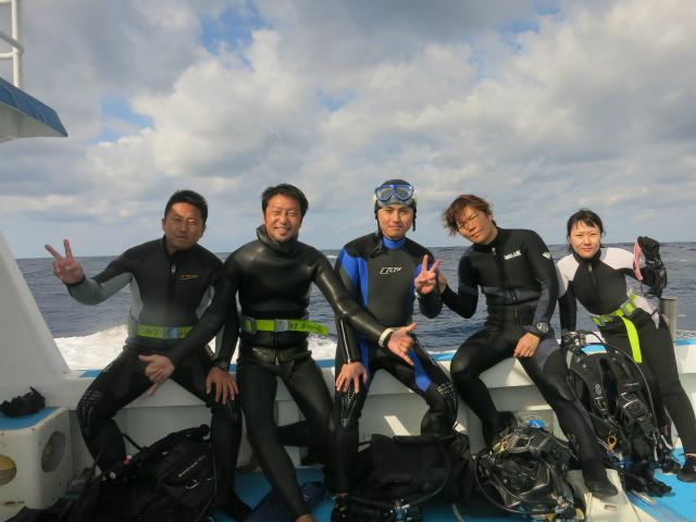 沖縄 離島 与那国島 西崎 ハンマーヘッドシャーク
