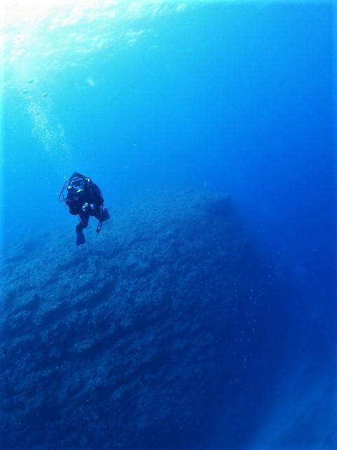 沖縄 沖縄本島 恩納村 万座 ダイビング ボートダイビング