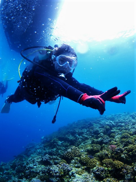 沖縄 宜野湾 ダイビング ボートダイビング ファンダイビング