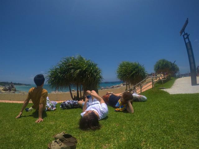 沖縄 ダイビング ビーチダイビング ゴリチョ