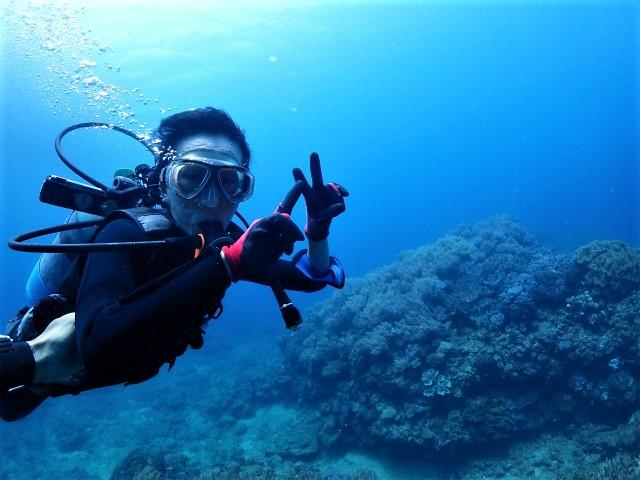沖縄 沖縄本島 北谷 嘉手納 ボートダイビング 西海岸 ダイビング 自社船