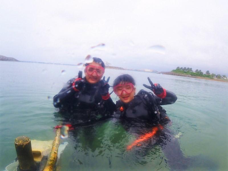 沖縄 那覇 ビーチ ダイビング