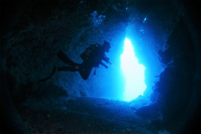 沖縄 渡名喜 遠征 ドリフト ダイビング ボートダイビング