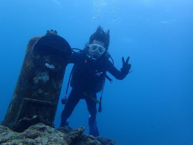沖縄 ダイビング 講習 砂辺