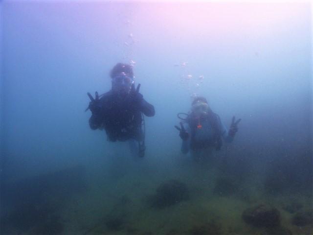 沖縄 沖縄本島 那覇 ビーチダイビング ダイビング 波の上うみそら公園 那覇シーサイドパーク