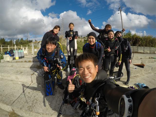 沖縄 ダイビング レッドビーチ FUNダイビング
