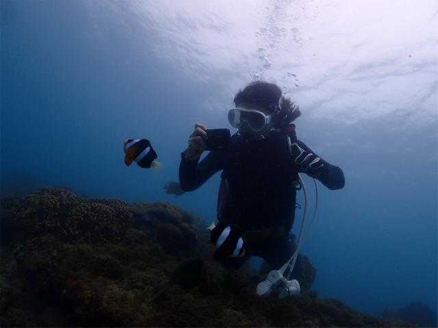 沖縄 ダイビング FUNダイビング