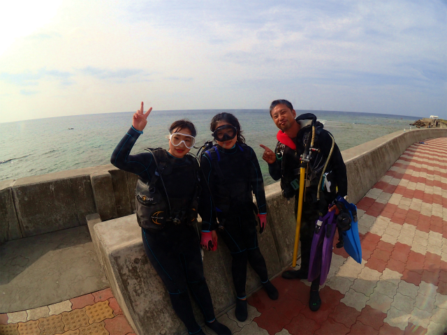 体験 沖縄 海