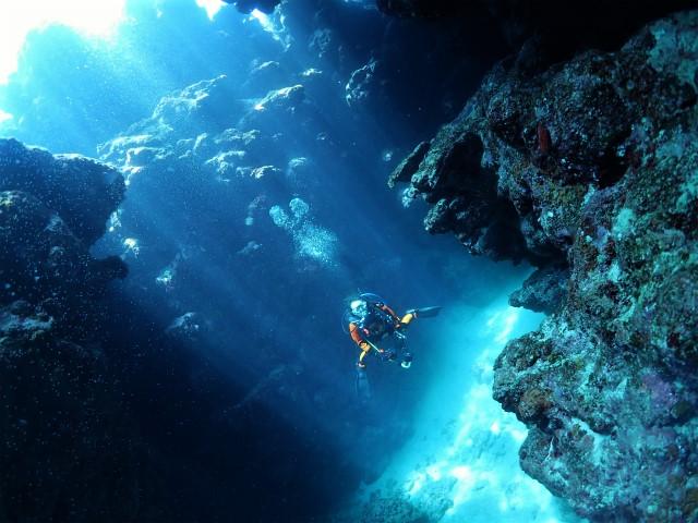 沖縄 沖縄本島 南部 糸満 ダイビング ファンダイビング
