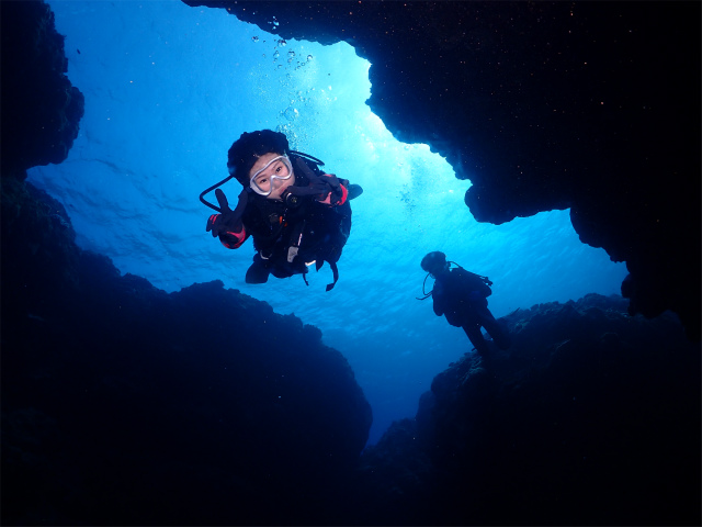 沖縄 ダイビング 糸満 体験ダイビング