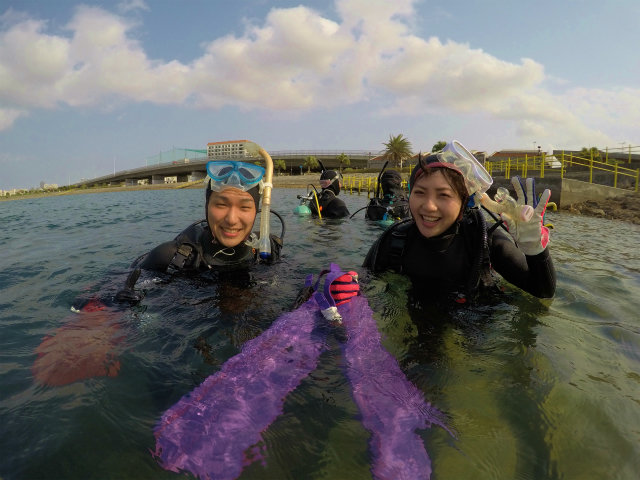 海 観光 沖縄