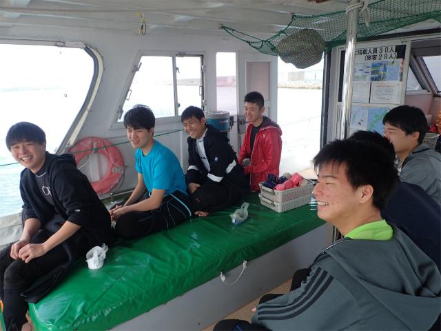 沖縄 ダイビング イナンビシ 体験ダイビング FUNダイビング