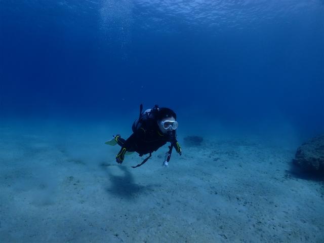 海 ビーチ 沖縄