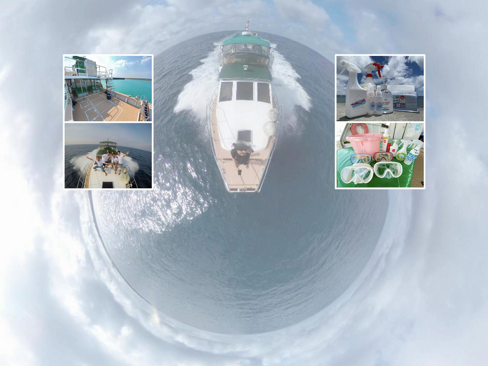 新トップ画像 アルファダイブ 沖縄ダイビング
